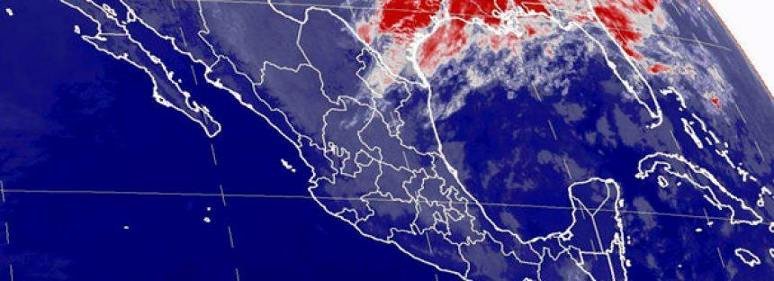 Lluvias fuertes con tormentas eléctricas y granizo, se prevén en Coahuila y Tamaulipas