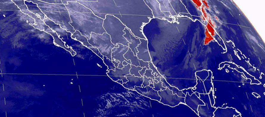 En Chiapas y Tabasco se prevén lluvias muy fuertes, durante las próximas horas