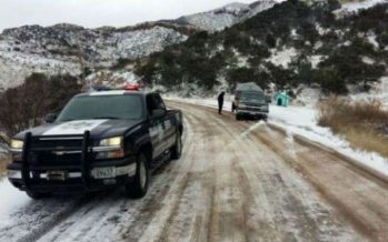 Prevén caída de nieve o aguanieve en Michoacán y otras 11 entidades