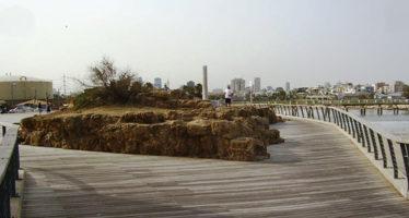 Arqueólogos resuelven el misterio de una fortaleza de 2.700 años de antigüedad situada en Tel Aviv