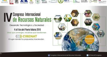 IV Congreso Internacional de Recursos Naturales en Puerto Vallarta, México