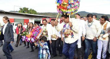 Feria del geranio en Tingambato, rica en tradiciones