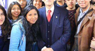 En México, los católicos respetan teorías evolucionistas: Antonio Lazcano Araujo