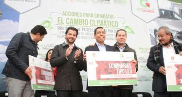Apoya Semarnat acciones de cambio climático en el Edomex