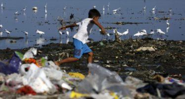 Asia es el mayor contaminante de plástico en los oceános