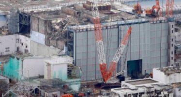 Se incendió un depósito de residuos radiactivos en Fukushima