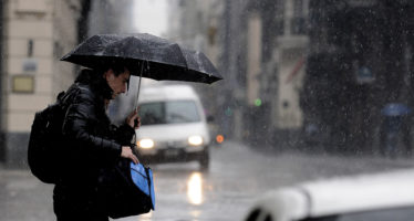 Vientos, lluvias fuertes y descenso abrupto de temperatura, se prevén debido a la Décimo Primera Tormenta Invernal