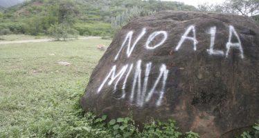"""Zapotecas rechazan proyecto minero y reclaman por que Zopiloapan sea """"reserva espiritual"""""""