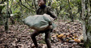 Estas son las 7 marcas de chocolates que usan niños esclavos