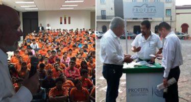 VINCULA PROFEPA A SOCIEDAD CIVIL EN CRUZADA POR LA DENUNCIA CIUDADANA EN TAMAULIPAS