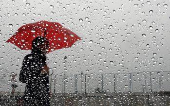 Se prevén precipitaciones fuertes en el norte, el oriente y el centro de México
