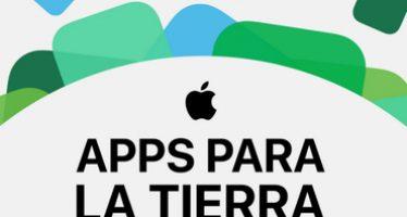 Lanzan campaña 'Apps para la Tierra'