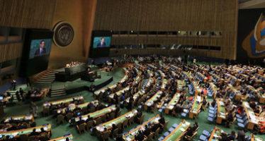 Cancillería destaca participación de México en la ONU