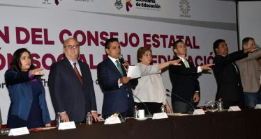 En marcha Consejo para la transformación educativa en Michoacán