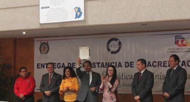La UMSNH contribuye a la paz social y conciliación en Michoacán, aseguró el rector Medardo Serna
