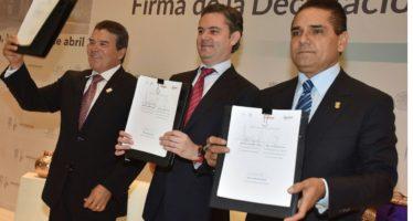 No hay marcha atrás en una educación con calidad y equidad, asegura el gobernador Silvano Aureoles