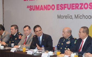 No se discute: Michoacán es hoy un estado más seguro