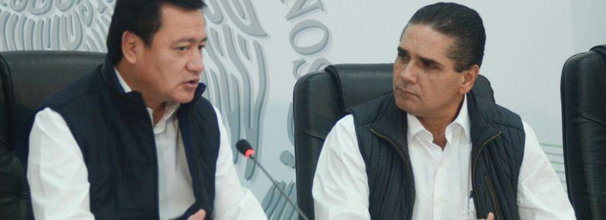 Reconoce gobierno federal esfuerzo local por mejorar la seguridad en Michoacán