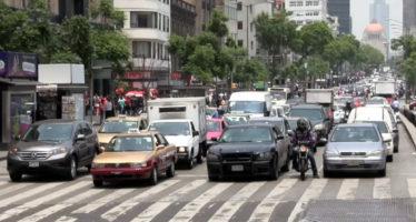 CAMe informa sobre vehículos exentos del programa Hoy No Circula
