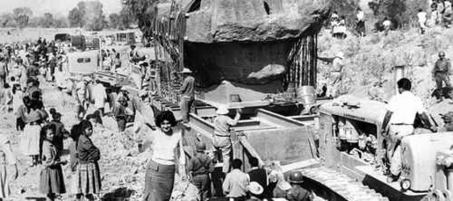 Tláloc sigue enterrado aquí; se llevaron a Chalchiuhtlicue: Guadalupe Villarreal