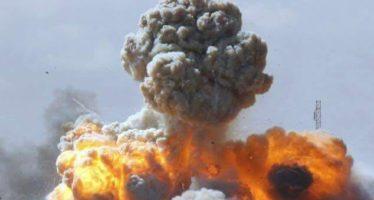 Hasta el momento no se registran víctimas de la explosión en Coatzacoalcos