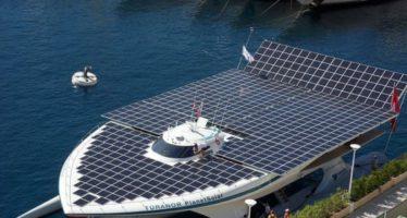 PlanetSolar, la embarcación solar más grande del mundo