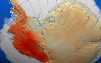 El deshielo antártico puede doblar las previsiones del aumento del nivel del mar