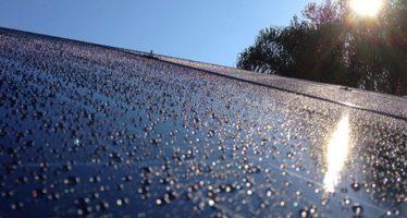 Paneles solares generan electricidad incluso cuando llueve