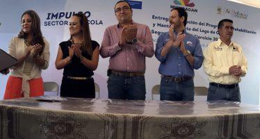 SE SUPERAN EN UN 239% LAS METAS CONVENIDAS ENTRE LA COMPESCA Y EL H. AYUNTAMIENTO DE ACÁMBARO