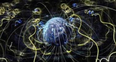 Logran observar la interacción de los campos magnéticos de la Tierra y el Sol