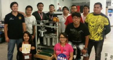 La UNAM participarán con robot en concurso de la NASA