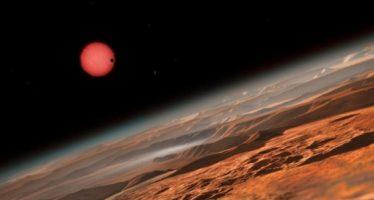 Hallan 3 planetas similares a la Tierra que serían habitables