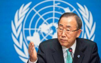 """Naciones Unidas y el Banco Mundial buscan un cambio """"radical"""" contra el cambio climático"""