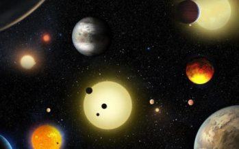 La NASA descubrió 1.284 planetas nuevos fuera del sistema solar