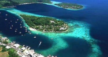 Cinco islas del Pacífico desaparecieron por la subida del nivel del mar