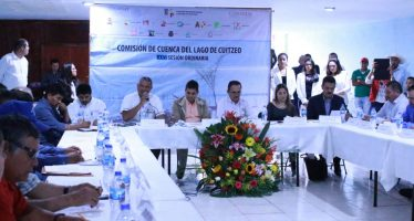 SEMARNACC llama a integrar un plan regional para rescatar el Lago de Cuitzeo