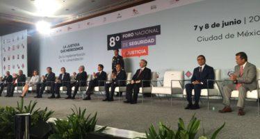 8° Foro Nacional de Seguridad y Justicia