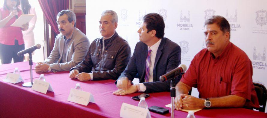 Crean grupo intergubernamental para proteger los recursos forestales de Morelia