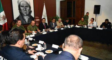 Hay avances en seguridad: Grupo de Coordinación Michoacán