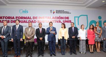 Michoacán debe ser un estado con igualdad de oportunidades para todas y todos: Silvano Aureoles