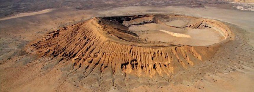 La Reserva de la Biosfera El Pinacate y Gran Desierto de Altar cumplió 23 años de existencia
