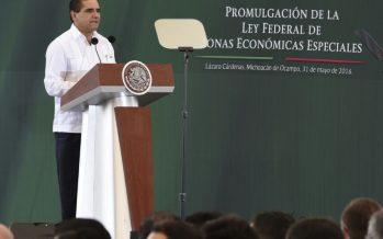 Desarrollo regional para hacer de Michoacán y México economías exitosas: Silvano Aureoles