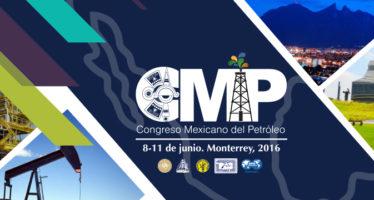 Congreso Mexicano del Petróleo 2016 en Monterrey