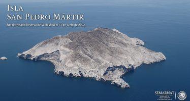 Reserva de la Biosfera la Isla San Pedro Mártir, aniversario de su decreto del 13 de junio de 2002
