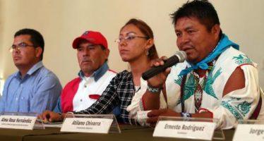 Pobladores de SLP anuncian actos de resistencia por basurero tóxico de Palula