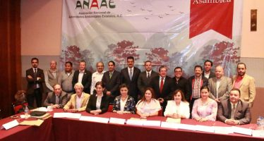 Titular de la SEMARNACC Michoacán es electo como tesorero de la ANAAE