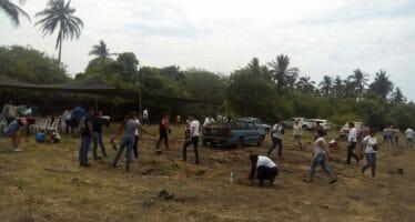 El Gobierno de Michoacán y ciudadanía trabajan para lograr la conservación de los manglares