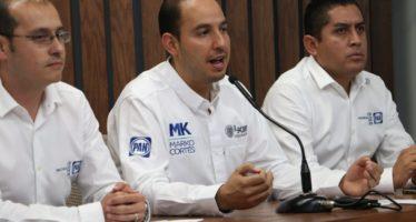 La violencia e inseguridad afecta a todos en México: Diputado Marko Cortés