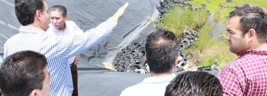 Van por rescate ambiental del meandro del río Lerma que pasa por Michoacán, Jalisco y Guanajuato