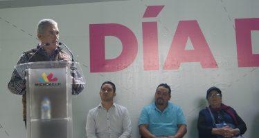 Inicia la Temporada de Reforestación 2016 en Michoacán